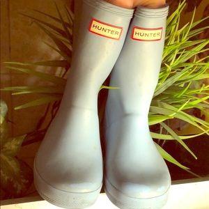 Hunter rainboots size 10
